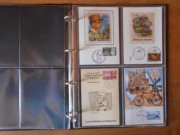Album Pour 120 Cartes Postales (matériel Neuf) (Lot 319) - Supplies And Equipment
