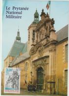 Carte-Maximum FRANCE N° Yvert 2479 (LA FLECHE) Obl Sp Ill 1er Jour (Ed Pierron) - 1980-89