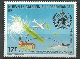 """Nle-Caledonie YT 500 """" Météorologie """" 1985 Neuf** - Nouvelle-Calédonie"""