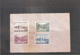 Enveloppe De Serbie De 1941 - Occupation - Série Complète - Obl/used   (à Voir) - Serbie