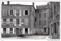 Carte Postale 63. Arlanc  Le Centre D'apprentissage Rue De La Gare Trés Beau Plan - France
