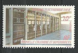 """Nle-Caledonie YT 502 """" Central Téléphonique """" 1985 Neuf** - Nouvelle-Calédonie"""