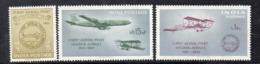 Y577 - INDIA 1961 , Posta Aerea Yvert Serie N. 9/11 ***  MNH (2380A) - Posta Aerea