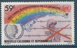 "Nle-Caledonie YT 507 "" Année Jeunesse "" 1985 Neuf** - New Caledonia"