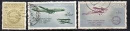 Y1530 - INDIA 1961 , Posta Aerea Yvert Serie N. 9/11 Usata (2380A) - Posta Aerea