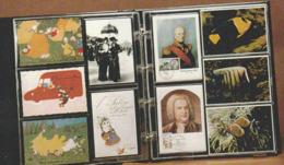 Lot De 20 Feuilles Pour Cartes Postales (matériel Neuf) (Lot 320-1) - Materiaal