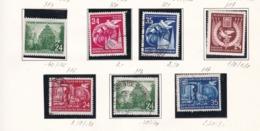 DDR - 1952/53 - Sammlung - Gest./Ungebr. - DDR