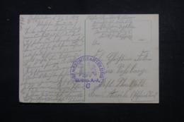 """ALLEMAGNE - Cachet """" Genesungsasteilbung """" Sur Carte Postale De Metz En 1917 - L 43911 - Allemagne"""