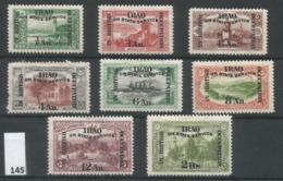 Stamps Iraq In British Occupation Officials (WM) Complete Set Mint CV£241 SCARCE - Irak