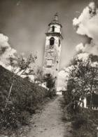 DER SCHIEFE TURM IN ST.MORITZ - GR Grisons