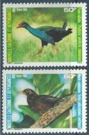 """Nle-Caledonie YT 510 & 511 """" Oiseaux """" 1985 Neuf** - Nueva Caledonia"""