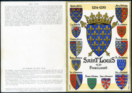 Héraldisme - Dessinateur Robert Louis - Histoire
