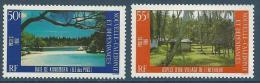 """Nle-Caledonie YT 514 & 515 """" Paysages """" 1986 Neuf** - New Caledonia"""