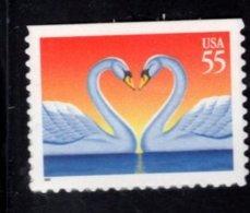 856764340 SCOTT 3124 POSTFRIS MINT NEVER HINGED EINWANDFREI (XX) - Birds Swans - Neufs