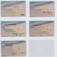 COQUILLAGE - SEA - MER - OCEAN - Télécarte Japon - Paysages