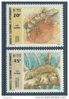 """Nle-Caledonie YT 516 & 517 """" Faune """" 1986 Neuf** - New Caledonia"""