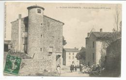 St-JEAN-SOLEYMIEUX (42) Tour Des Chasseurs - Saint Jean Soleymieux