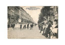 Schaerbeek - Inauguration Du Monument Des Bienfaiteurs Des Pauvres - Revue Des Ecoles (1913). - Schaarbeek - Schaerbeek