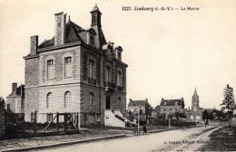 Thematiques 35 Ille Et Vilaine Combourg La Mairie - Combourg