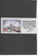 POLYNESIE Française - Wolfgang Amadeus. MOZART : 200 Ans De Samort - Art - Musique - Clavier, Main, Orchestre - Polynésie Française