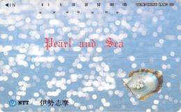 COQUILLAGE - SEA - MER - OCEAN - Télécarte Japon - Landschaften