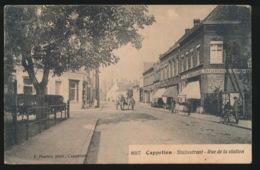 KAPELLEN - CAPELLEN - STATIESTRAAT  RUE DE LA STATION - Kapellen