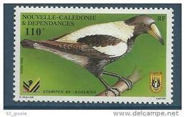 """Nle-Caledonie YT 523 """" Oiseau """" 1986 Neuf** - Nueva Caledonia"""