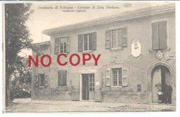 Zola Predosa, Bologna, 1909, Farmacia Legnani. - Bologna