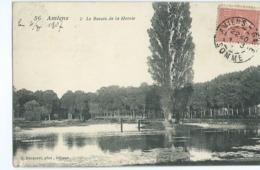 Amiens - Le Bassin De La Hotoie - Amiens