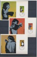 Liechtenstein 1979  IYC AIE  Cartes Maximum - Enfance & Jeunesse