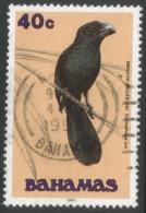 Bahamas. 1991 Birds. 40c Used. SG 898 - Bahamas (1973-...)