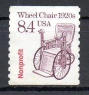 USA. N°2256 (Numéro Scott) Sans Gomme De 1988. Chaise. - Vereinigte Staaten