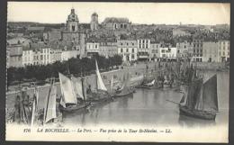 La Rochelle  Vue Prise De La  Tour Saint Nicolas - La Rochelle
