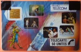 TELECARTE - EPINAL NAISSANCE DU CABLE - NSB - 50U - 2 SCANS - France
