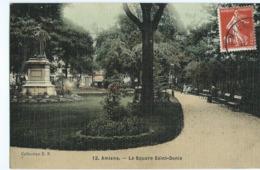 Amiens - Le Square Saint Denis - Amiens