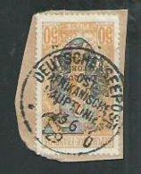 """Congo No 98 Oblitération Allemande """" Deutsche Seepost Ost Afrikanische Hauptlinie"""" - Frans-Kongo (1891-1960)"""