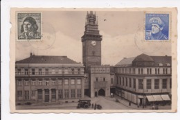 CP TCHEQUIE PARDUBICE - Czech Republic
