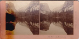 1894 / ETATS UNIS / KILBURN 9302 / MIRROR LAKE / YOSEMITE - Photos Stéréoscopiques