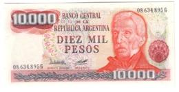 ARGENTINA10000PESO1976P306UNC.CV. - Argentine