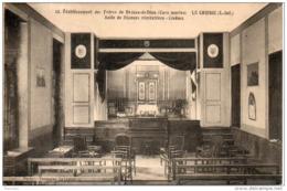 44. Le Croisic. Etablissement Des Freres De St Jean De Dieu. Salle Des Seances Recreatives. Cinema - Le Croisic