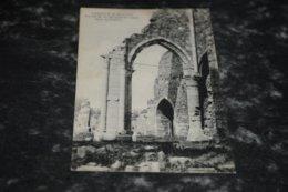 7551      ABBAYE D'AULNE, ENTREE DE LA NEF SEPTENTRIONALE - Thuin