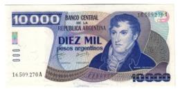 ARGENTINA10000PESO1985P319UNC.CV. - Argentina