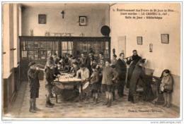 44. Le Croisic. Etablissement Des Freres De St Jean De Dieu. Salle De Jeux. La Bibliotheque - Le Croisic