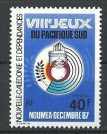"""Nle-Caledonie YT 540 """" Jeux Du Pacifique """" 1987 Neuf** - New Caledonia"""