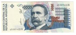 ARGENTINA10000AUSTRALES1989P334UNC.CV. - Argentina