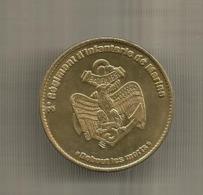 Médaille , 3 E Régiment D'infanterie De Marine , 50 Ans à VANNES ,  1963-2013, 2 Scans - France