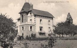 Le Grand Fougeray (35) - Villa. - France