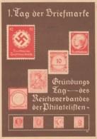 Deutsches Reich Propaganda Postkarte 1936 - Deutschland