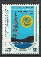 "Nle-Caledonie YT 541 "" Convention "" 1987 Neuf** - Nieuw-Caledonië"