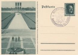 Deutsches Reich Propaganda Postkarte 1937 P264/01 - Deutschland
